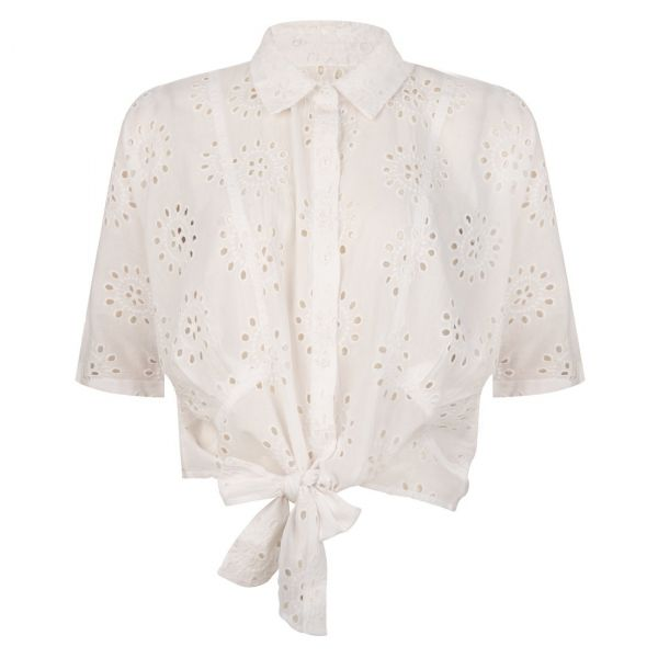 Blouse knot anglaise
