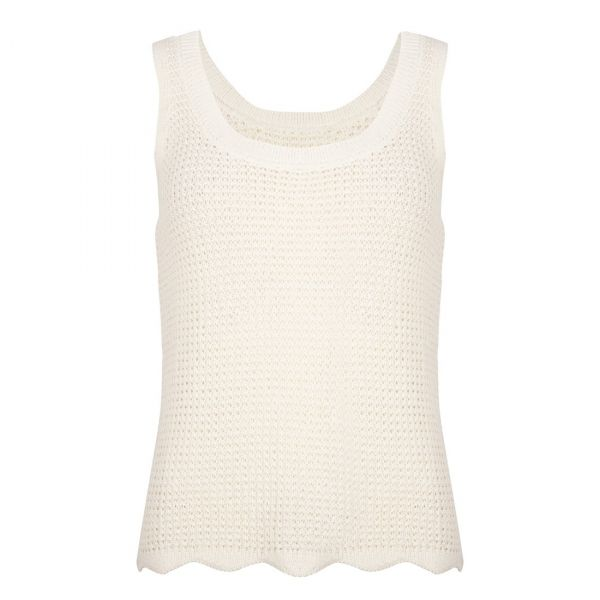 Camisole open knit