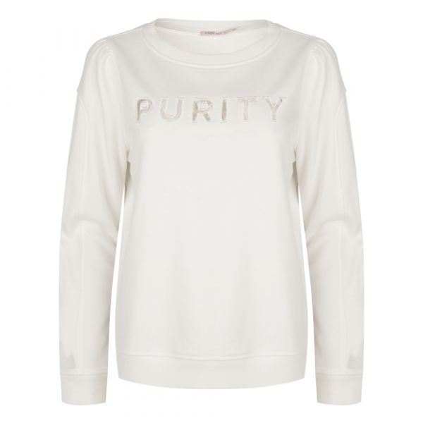 "Sweater lace ""Purity"""
