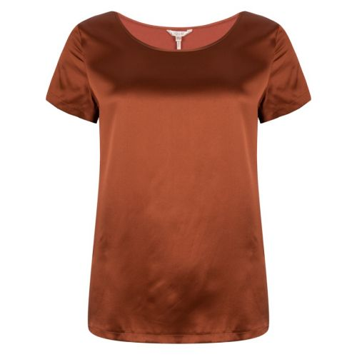 T-shirt silk basic