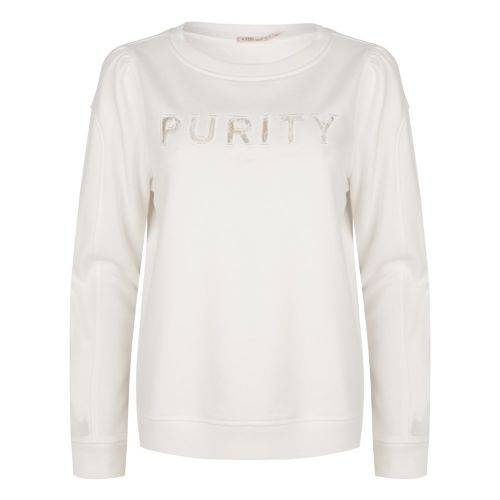 """Sweater lace """"Purity"""""""