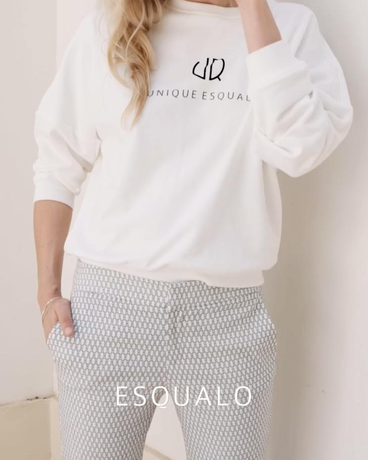 """Sweater """"Unique EsQualo"""